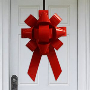 Giant Front Door Bow