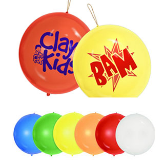 16 inch Latex Punch Balloons
