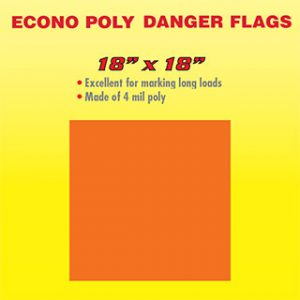 Econo Poly Danger Flags