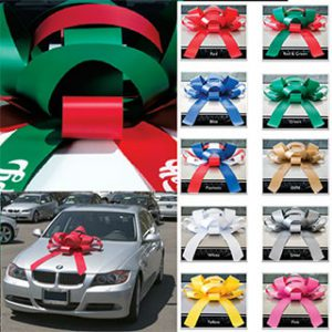 JUM-BOW Magnetic Car Bows