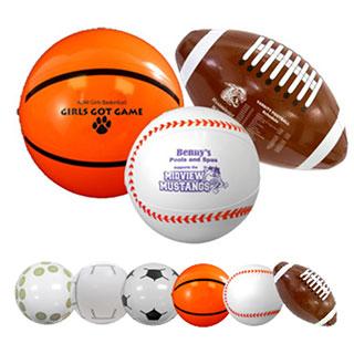 Sport Beach Balls
