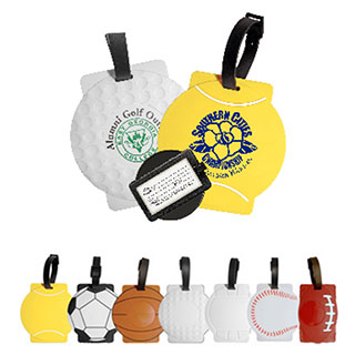 Sport Luggage Tags
